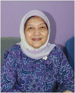 Dr. drg. Mardiati Nadjib, MS